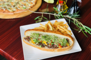 Bulgogi Cheese Steak Sandwich - delivery menu