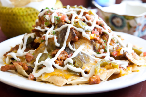 Steak Nachos - delivery menu