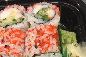 Spicy Seafood Maki - delivery menu