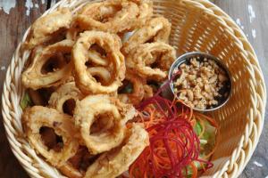 Fried Calamari - delivery menu