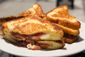 Stuffed French Toast - delivery menu
