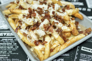 Loaded Fries - delivery menu
