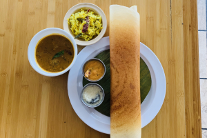 Plain Dosa - delivery menu