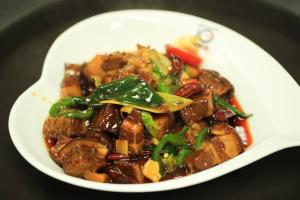 514. Chairman Mao Hong Sue Pork - delivery menu
