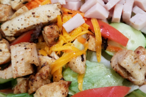 Chef Salad with 2 Meats - delivery menu