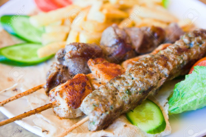 Asian Special Mix Kabab Grill (Mix Platter) - delivery menu