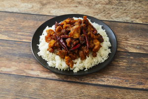 563. Chef's Special Dry Chili Chicken - delivery menu