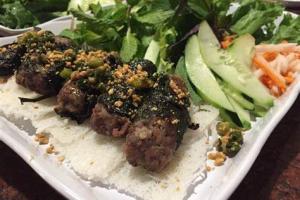 BH1. Banh Hoi Bo La Lot - delivery menu