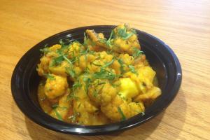46. Aloo Gobi (Vegan) - delivery menu