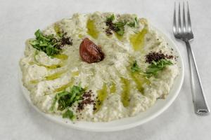 Baba Ganouj - delivery menu
