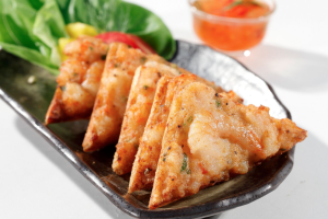 6 Piece Shrimp Toast - delivery menu