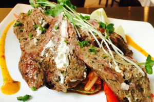 Cheese Stuffed Lamb Kebab - delivery menu