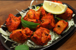 Chicken Tikka - delivery menu