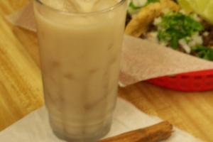 Horchata - delivery menu