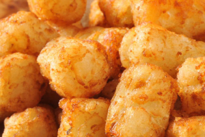Tater Tots - delivery menu