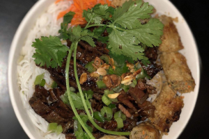 5B. Grilled Beef Bowl - delivery menu