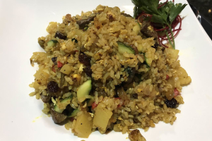 Thai Basil Pineapple Fried Rice - delivery menu