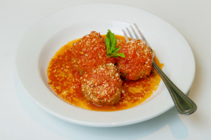 Homemade Meatballs - delivery menu
