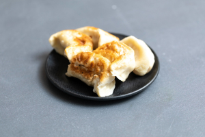 4. Eight  Pot Stickers - delivery menu