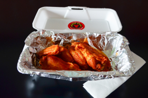 Wild Wild Wings - delivery menu