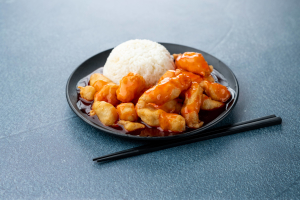 109. Sweet and Sour Chicken - delivery menu