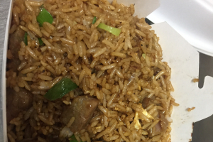 124. Beef Fried Rice - delivery menu