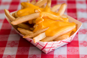 Ray's Cheesy Fries - delivery menu