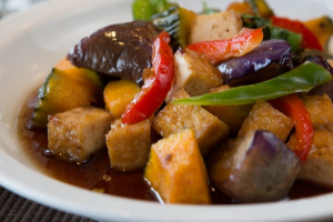 Pumpkin Eggplant Lover - delivery menu