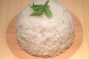 Jasmine Rice - delivery menu