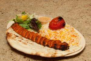 Ground Chicken Kubideh Kabob - delivery menu