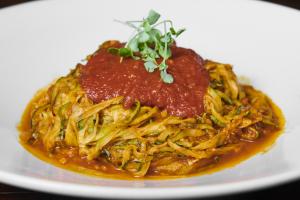 Zucchini Linguini - delivery menu