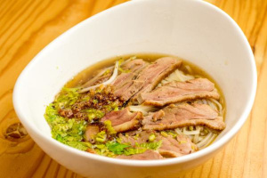 Bangkok Duck Noodle Soup - delivery menu