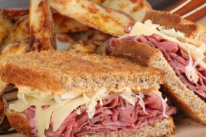 2S. Hot Pastrami Sandwich - delivery menu