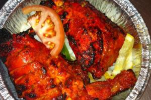 Chicken Tandoori - delivery menu