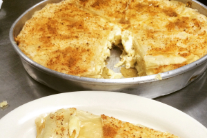 Artichoke Pie - delivery menu