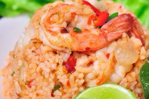 Tom Yum Fried Rice - delivery menu