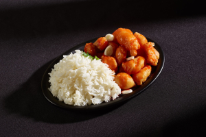 80. Sweet and Sour Chicken - delivery menu