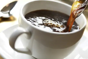 Large Hot Coffee - delivery menu