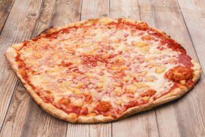 Hawaiian Pizza - delivery menu