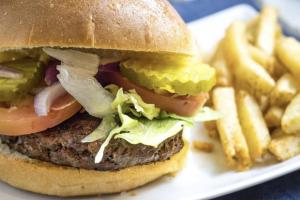 Grassfed Hamburger - delivery menu