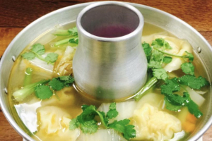 Wonton Soup  - delivery menu
