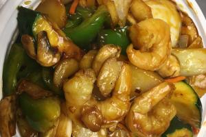 505. Kung Pao Shrimp - delivery menu