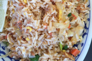 R9. Crab Fried Rice - delivery menu