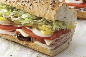 Deluxe Oven Gold Turkey Sandwich - delivery menu