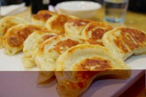 18. Dumpling - delivery menu