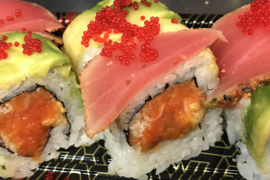 Spicy Twister Roll - delivery menu