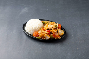 38. Sweet and Sour - delivery menu