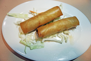 1. Vegetable Egg Rolls - delivery menu