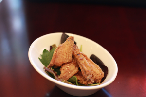 Nagoya Style Fried Chicken Wing - delivery menu