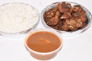 Fried Chicken Chunks - delivery menu